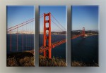 Golden Gate Bridge rouge - 220129697